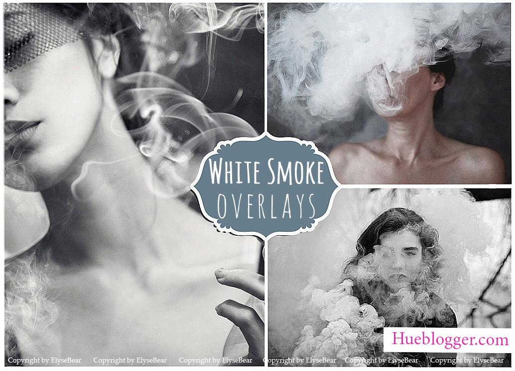 40+ Overlay khói thuốc mờ ảo