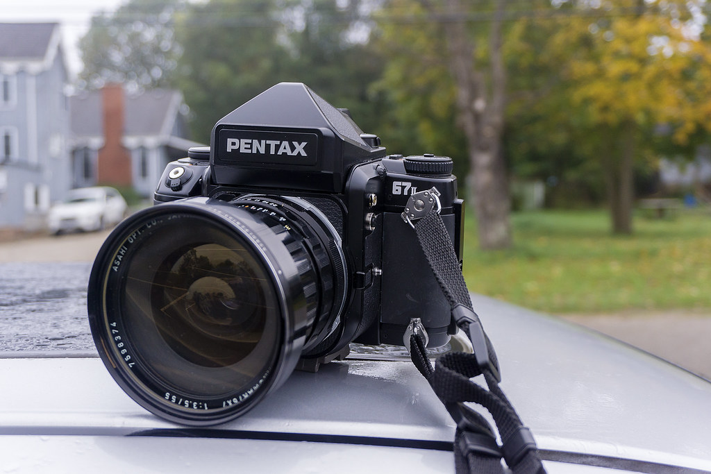 CCR Review 72 - Pentax 67II