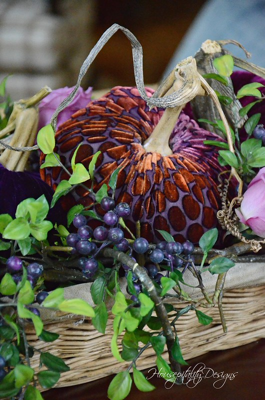 Velvet Pumpkins-Housepitality Designs-2