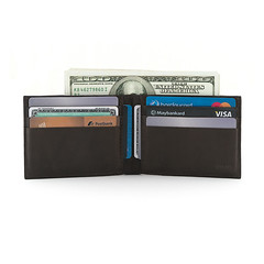 Brown Pitt Wallet