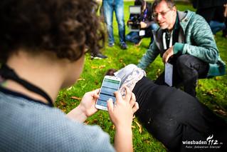 "Pressekonferenz Forschungsprojekt ""smarter"" TU Darmstadt 20.10.17"
