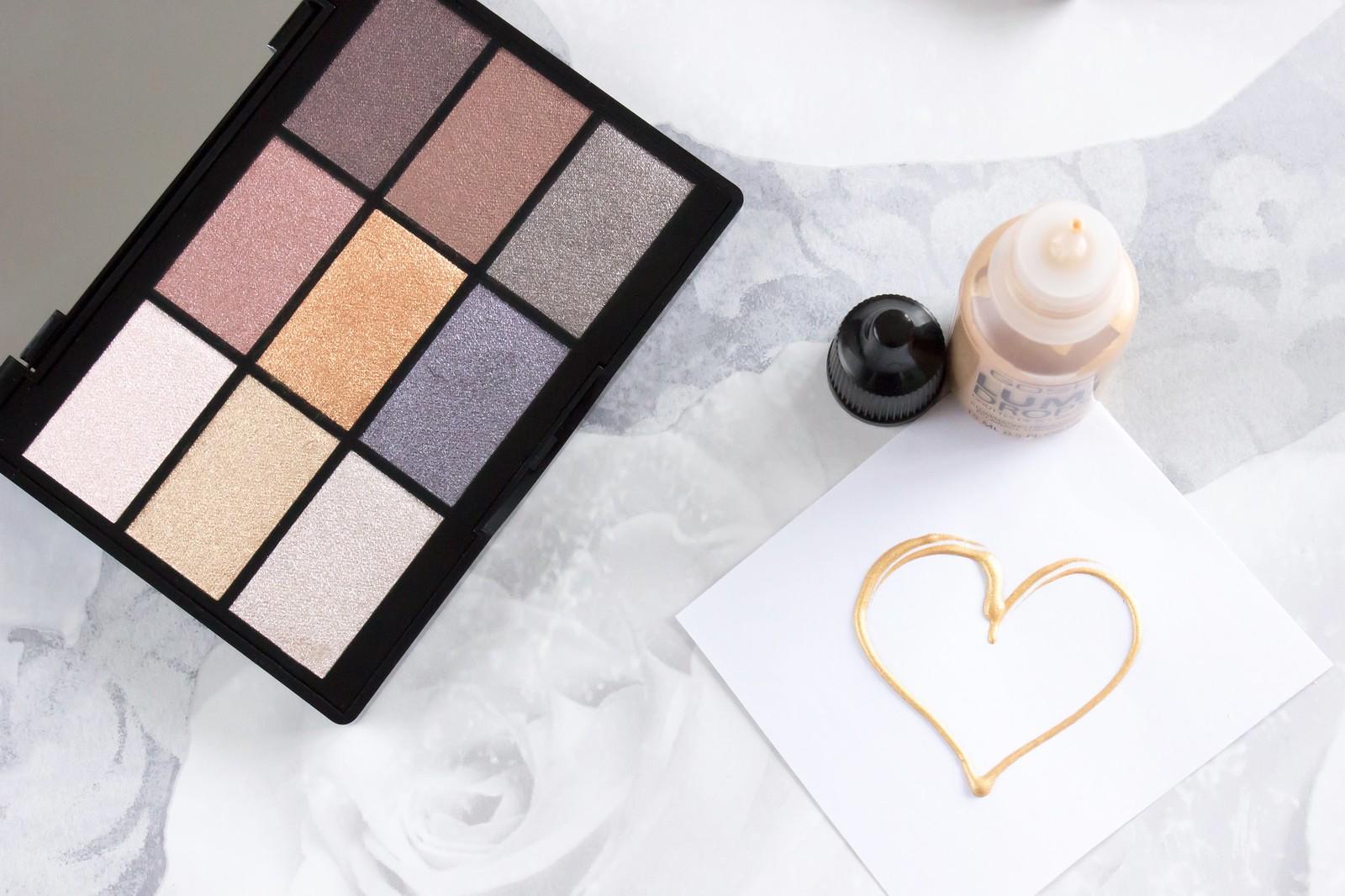 GOSH Cosmetics Makeup Review