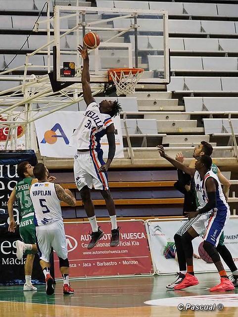 JORNADA 5 | Levitec Huesca - Club Melilla Baloncesto