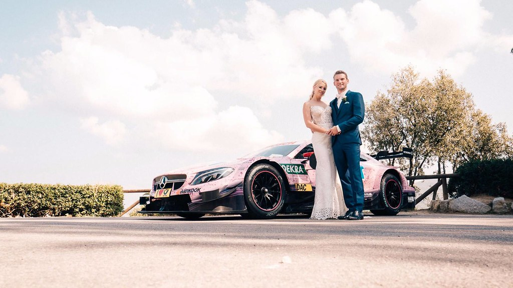 mercedes-amg-dtm-wedding