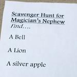Narnia & Beyond Adventure Club