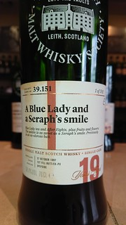 SMWS 39.151 - A Blue Lady and a Seraph's smile