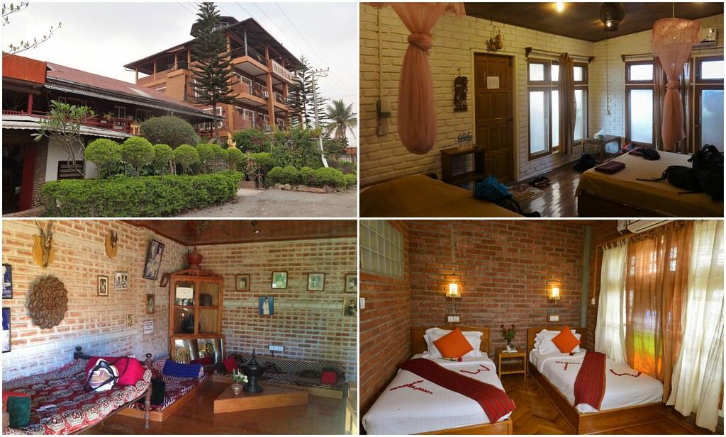 Teakwood Hotel Birma