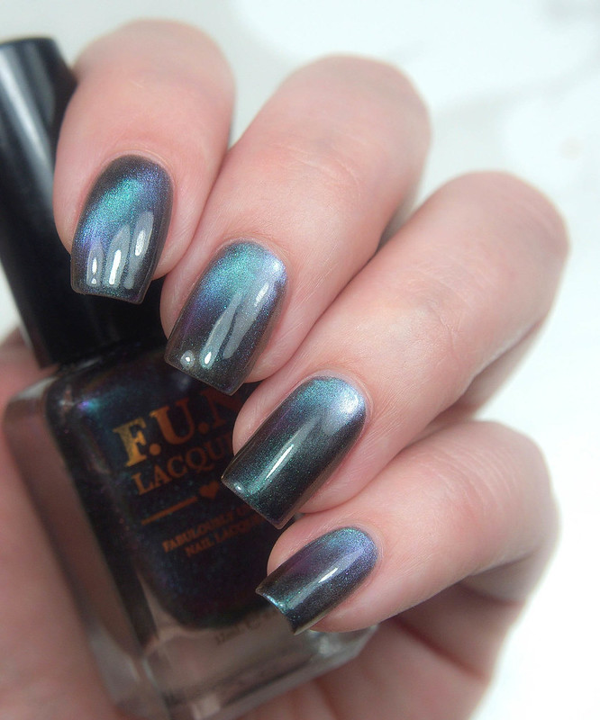FUN Lacquer Magnetic nail polish