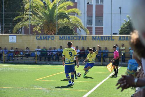 Fútbol 1º Andaluza PD Rociera U.D. Morón