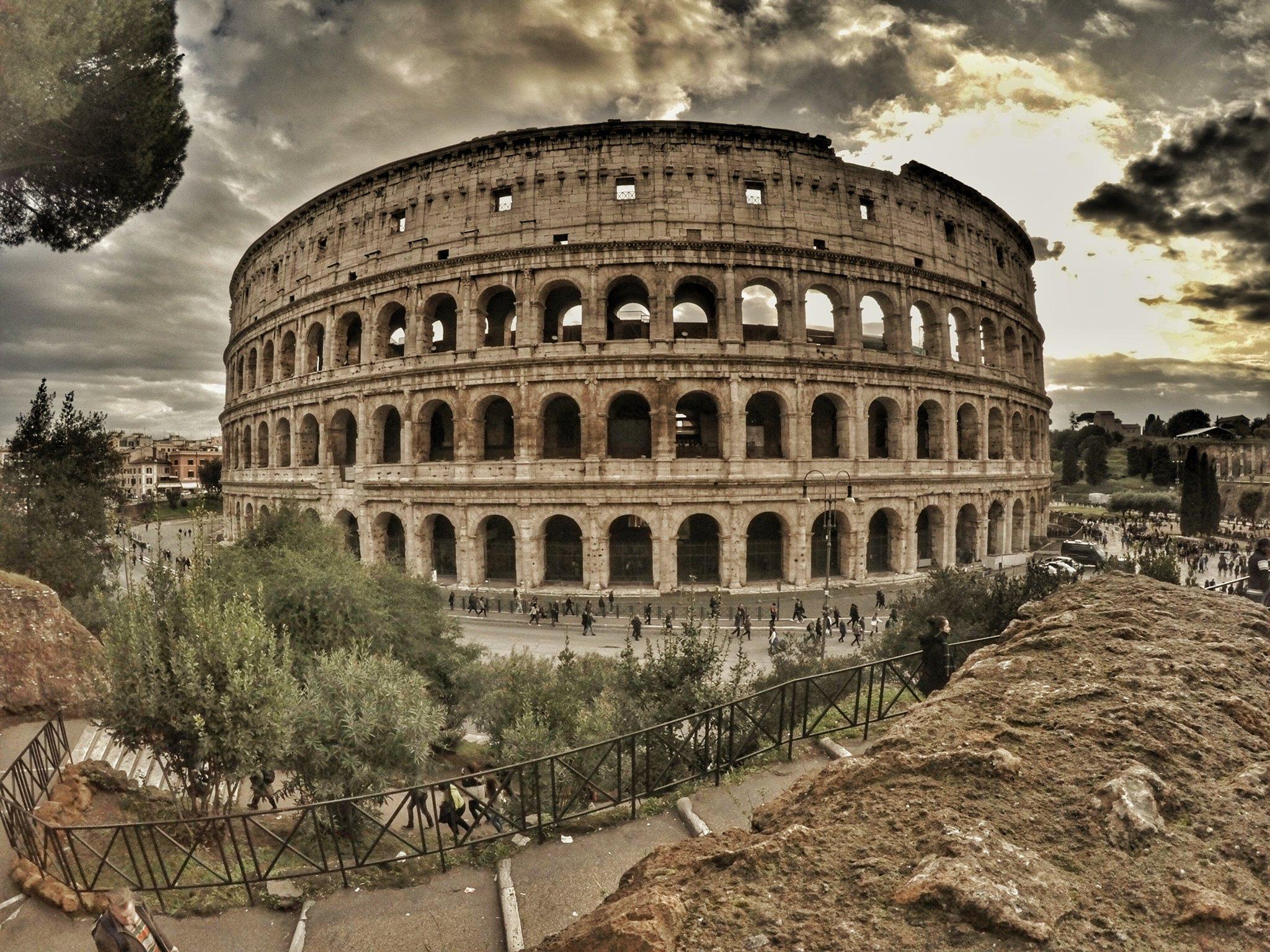 kolossaio romi
