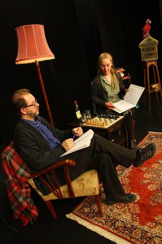 Lars Olofsson och Eva Carlsson