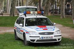 Police Nationale   Ford Mondeo break