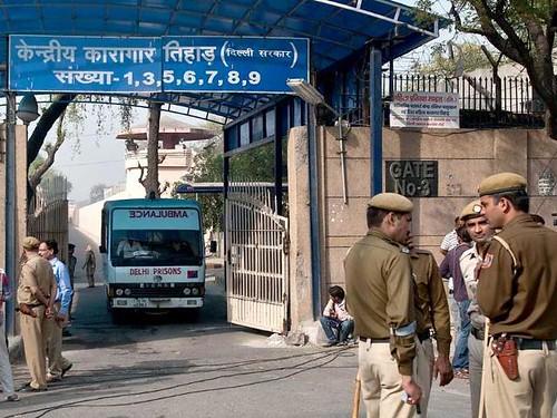Two Kashmiri Detainees Beaten in Delhi's Tihar Jail