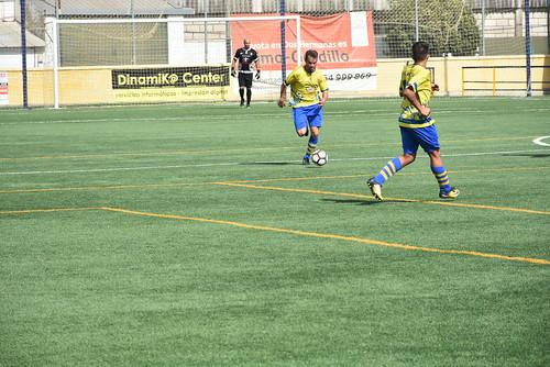 Fútbol 1º Andaluza PD Rociera y Los Palacios