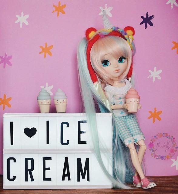 I❤️ice cream 🍦