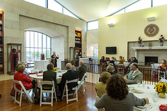 2017 - October - CHS - Foundation Governors Breakfast with the Dean-11