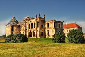 Bánffy Castle in Bonțida