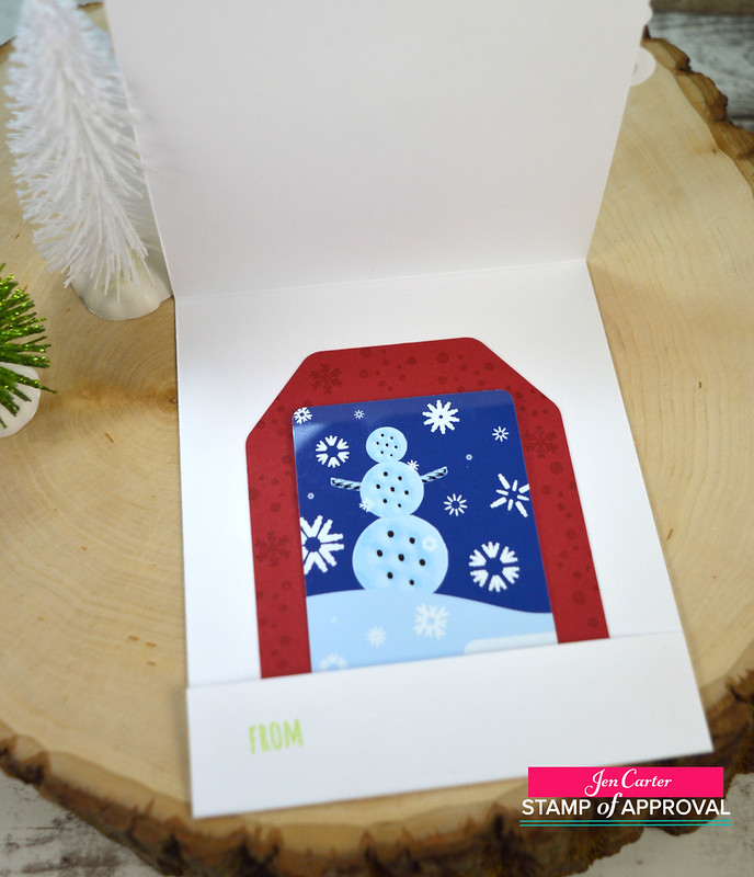 Jen Carter CP Good Stuff Inside Gift Card Poinsettia Inside 1wm