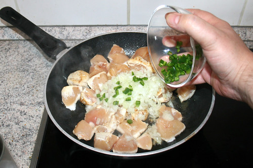 24 - Zwiebel & Jalapeno addieren / Add onion & jalapeno