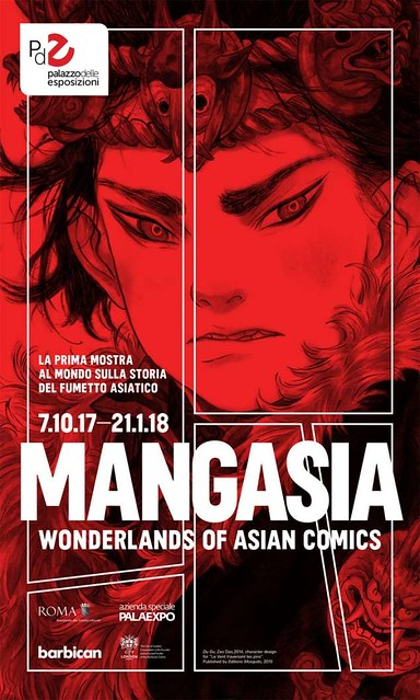 MangasiaWonderlands of Asian comics