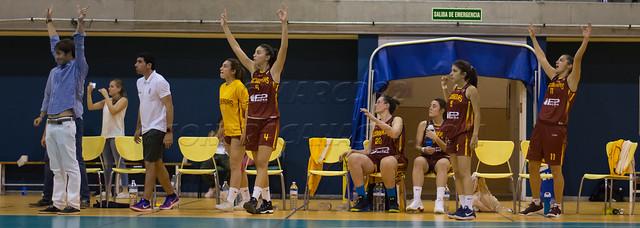 Pacisa Alcobendas Valencia Basket LF2