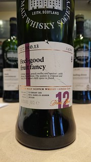 SMWS 100.13 - Feel-good fruit fancy