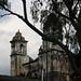 Iglesia, Tepoztlán por Gildardo
