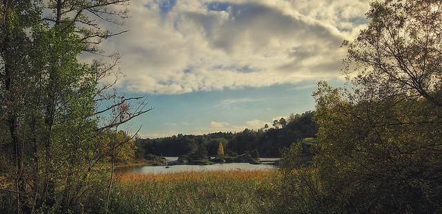 Autumn at Strengereid
