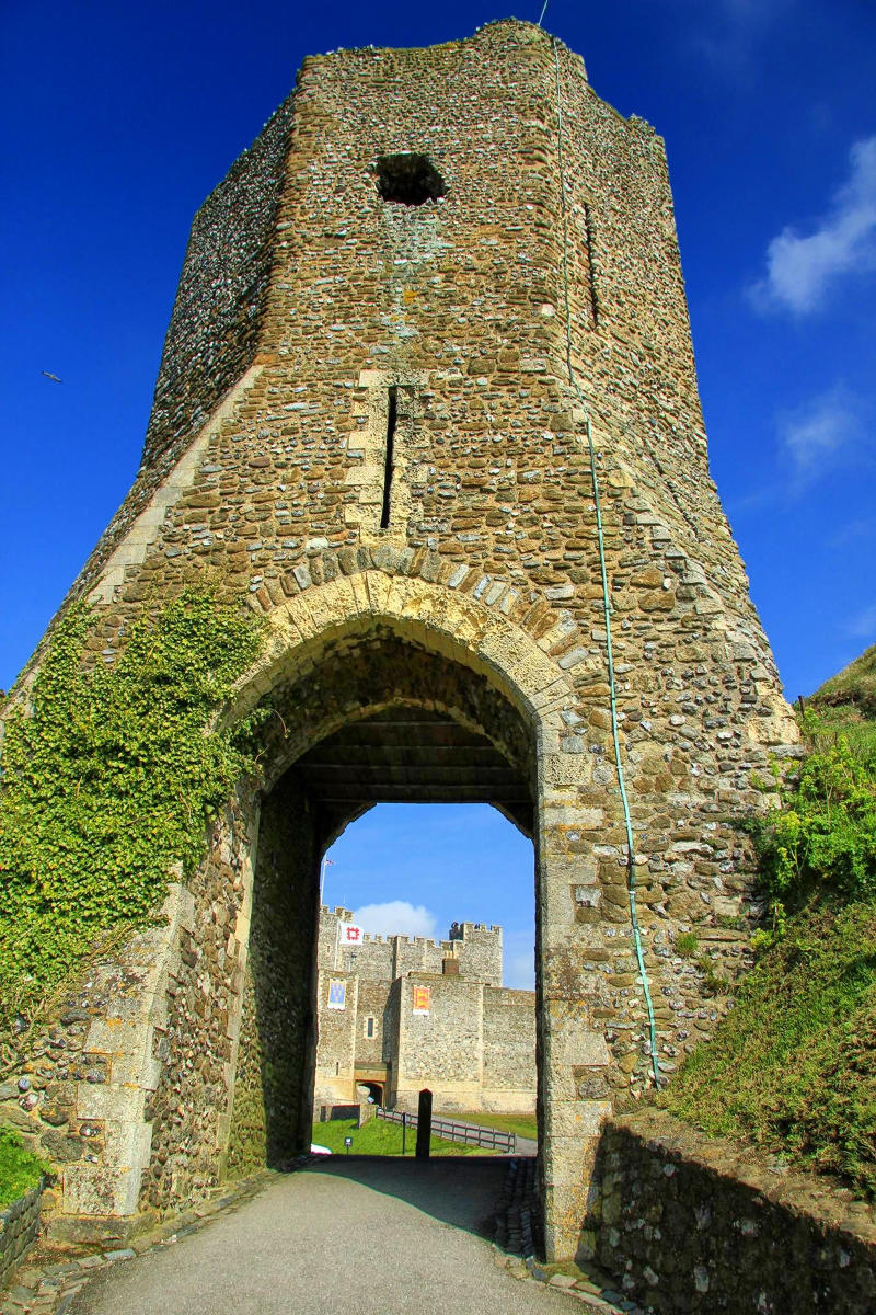 Colton's Gate Dover Castle. Credit Karen Roe