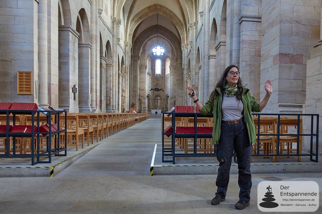Abteikirche Otterberg: Carola Ibrom, Tourist Information Otterbach-Otterberg
