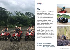 ATV - Jaco Royale Adventure Tour