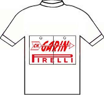 Garin Pirelli - Giro d'Italia 1952