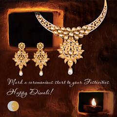Silgo Silver Jewellery Wish Diwali2017