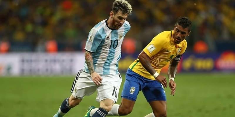 Neymar masih Dibawah Level Messi Ungkap Paulinho