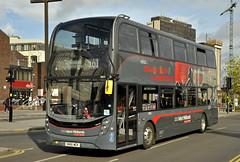 SN66WEK National Express West Midlands 6825