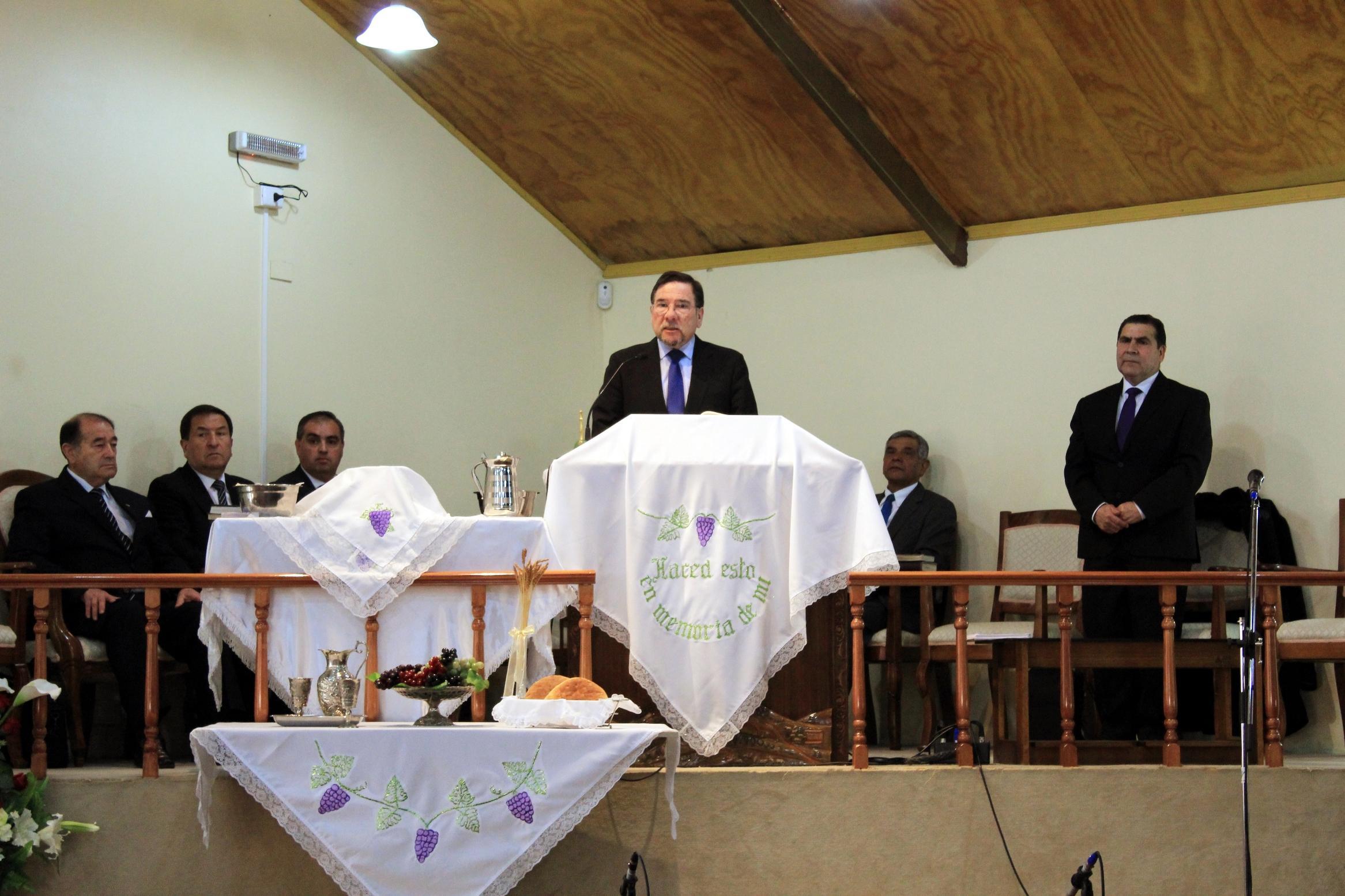 Santa Cena: Renovándose en memoria de Jesús