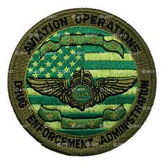 Subdued DEA Aviation Operations (Darrell H.)