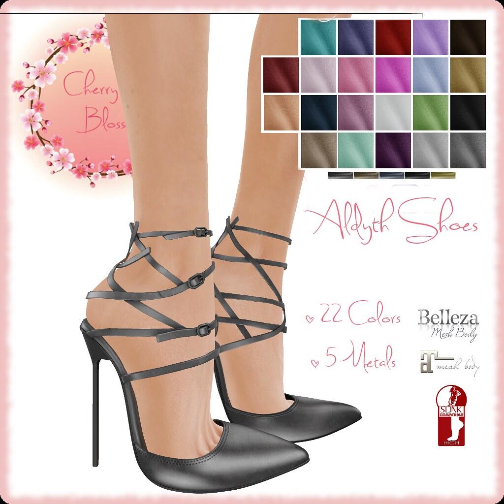 Aldyth Shoes - TeleportHub.com Live!