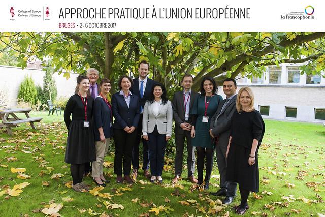 Formation « Approche pratique à l'Union européenne »