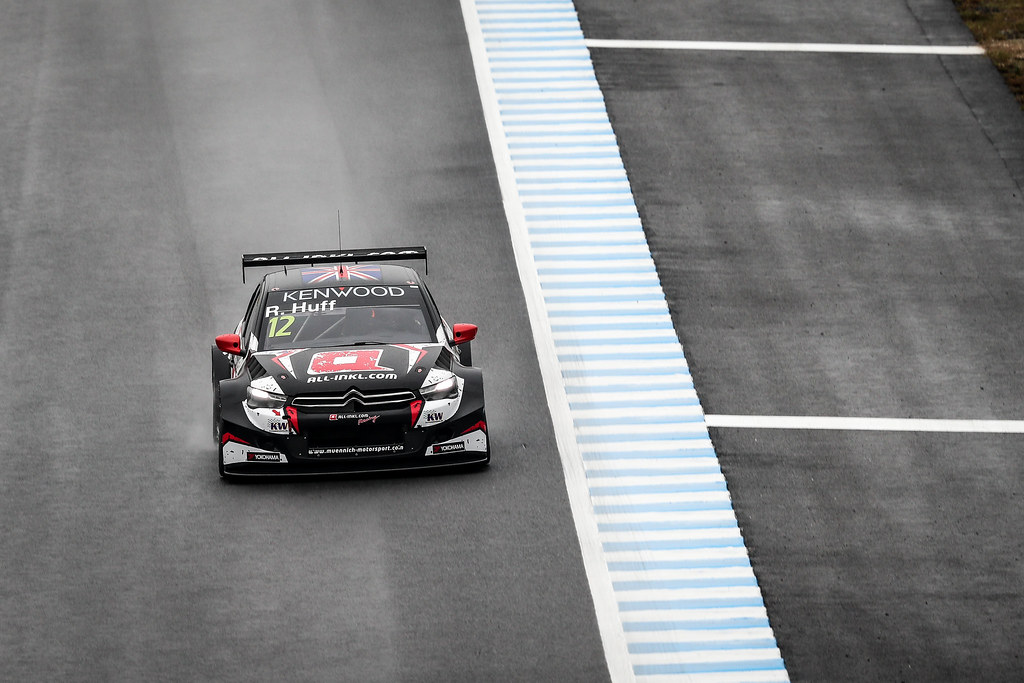 12 HUFF Rob (gbr) Citroen C-Elysee team ALL-INKL.COM Munnich Motorsport action during the 2017 FIA WTCC World Touring Car Championship race at Motegi from october 27 to 29, Japan - Photo Alexandre Guillaumot / DPPI