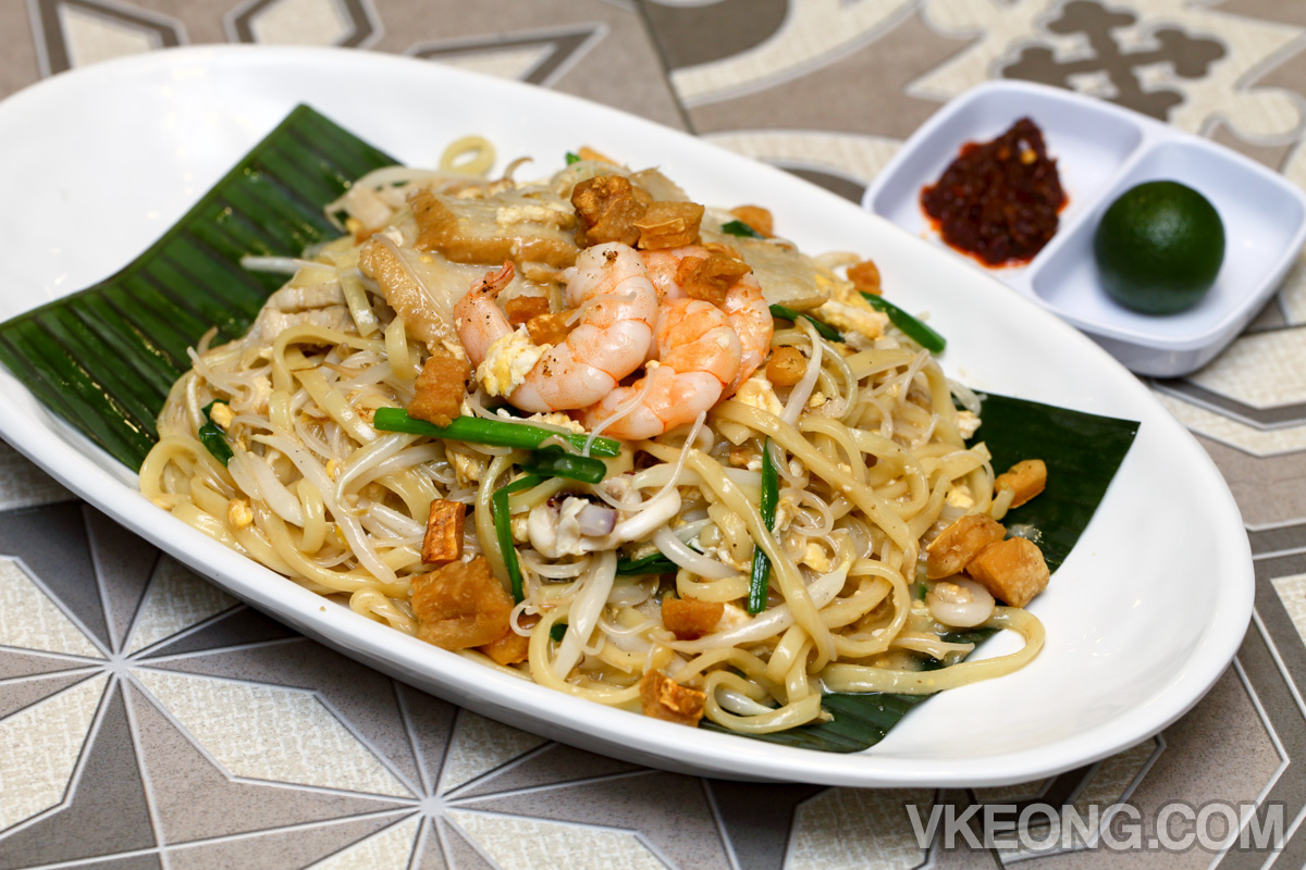 Hill-Street-Coffee-Shop-Singapore-Fried-Prawn-Noodle