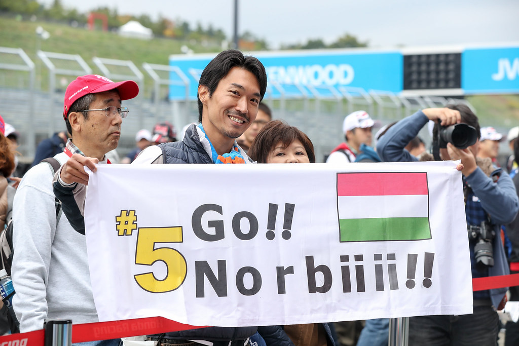 ambiance during the 2017 FIA WTCC World Touring Car Championship race at Motegi from october 27 to 29, Japan - Photo Alexandre Guillaumot / DPPI
