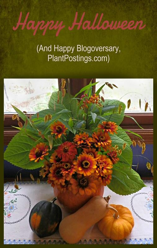 halloween blogoversary