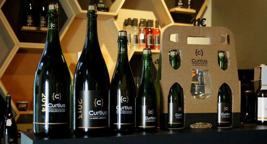 Bier proefen in Luik: Curtius, Brasserie C | Mooistestedentrips.nl