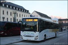 Iveco Bus Crossway - SCAL (Société Cars Alpes Littoral) / 05 voyageurs - Photo of Gap