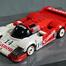 Porsche 956 Lego front-lateral by M.Cara