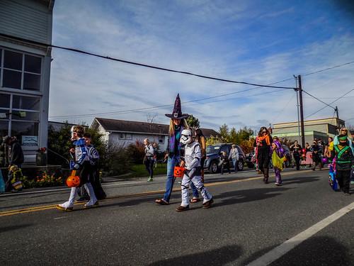 Edison Halloween Parade-21