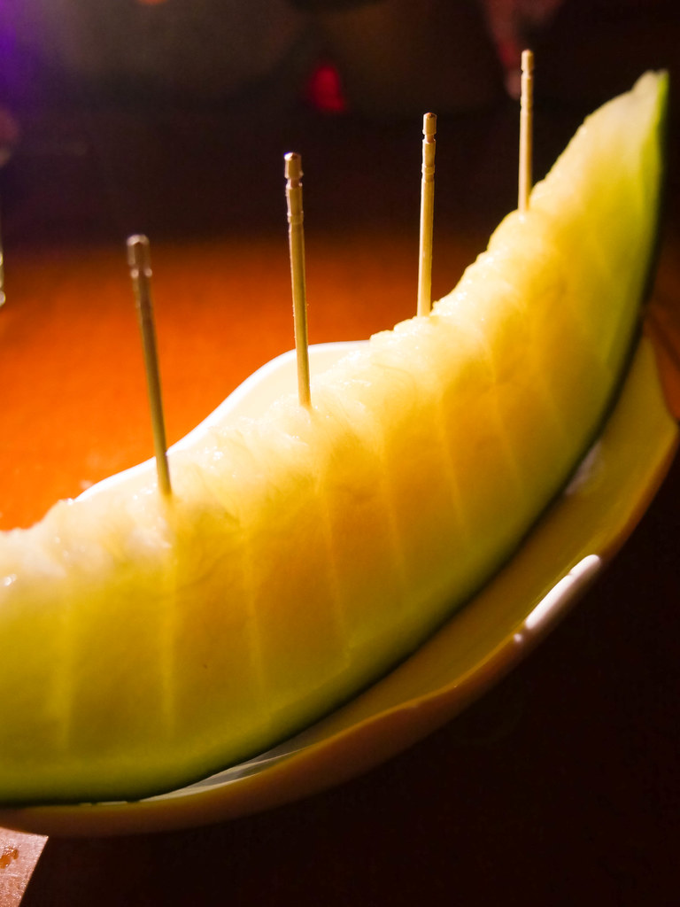 Valencia Melon Pinchos KL
