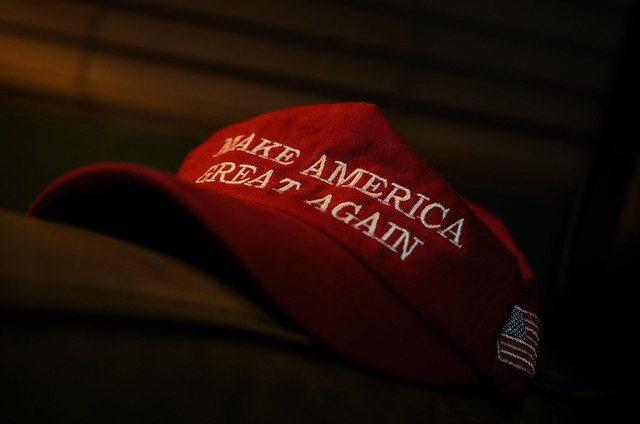 Make American Great Again hat