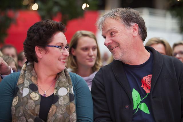 PvdA congres Nieuwegein